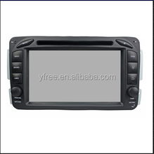 for mercedes BENZ w203 Android car dvd players with GPS navigator auto 2 din radio navigation audio system double din multimedia