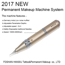 New Model permanent makeup machine for eyebrow/eyeliner/lip micropigmentation