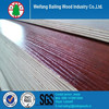 Bailing good quality melamine laminated plywood,wood veneer plywood