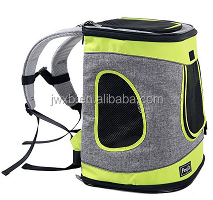 Hiking And Cycling Comfort Dogs Carriers Backpack For Cat Or Dog