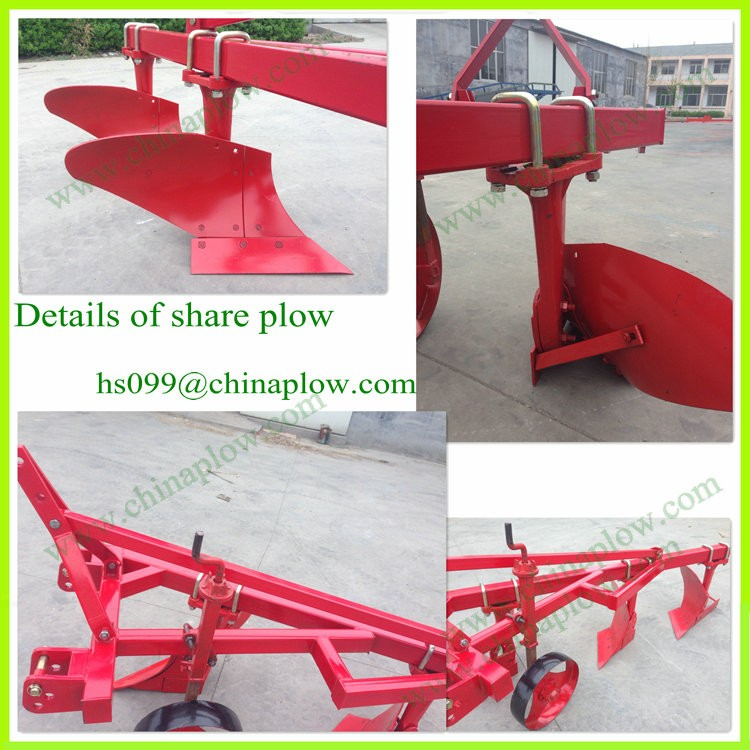 3 Point Hitch Tractor Plows : Farm plough machine hitch tractor share plow with the
