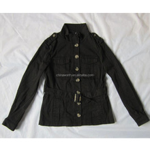 chaap women jacket garment stock lot buyers