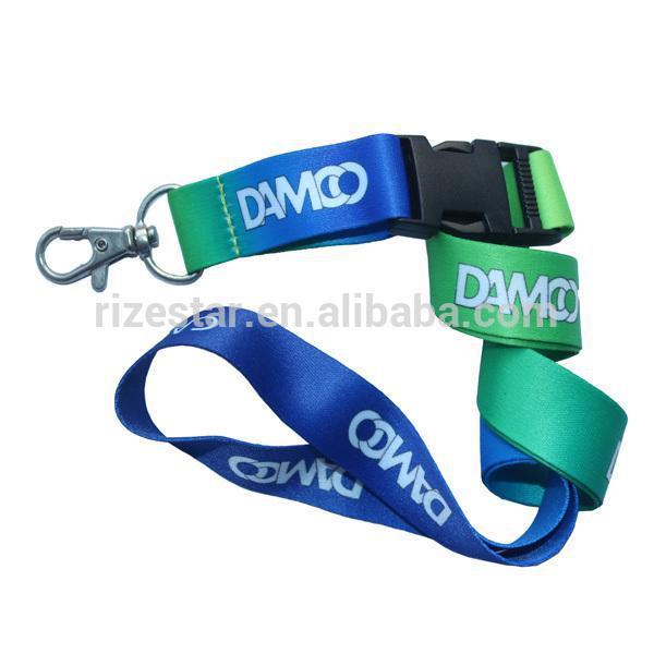 2017 High Quantity Reflective Lanyard With Your Logo