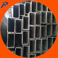 cold rolled or hot rolled metal tube RHS rectangle hollow section
