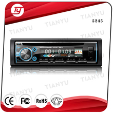 Fix panel 1din with AM/FM+USB+SD+WMA/MP3/DVD/CD/MP4