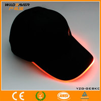 snapback hat embroidery machine/visor hat/wide brim fedora hat