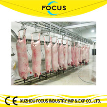 Focus industry poultry pig sheep cattle slaughter machine cattle slaughterhouse equipment poultry slaughter house equipment