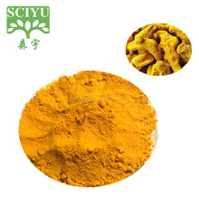 Medicine and Food Grade Curcuma Extract 95% Curcumin