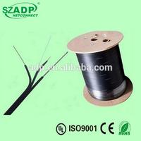 Optical Fiber Cable G652D G657A FTTH Drop Wire 1-12cores