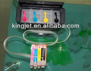 Refillable ink cartridge for HP deskjet 4615 4625 3525 5525 printer with auto reset chip 4 color