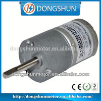 DS-33RS528 33mm China Wholesale 6v DC power gear motor