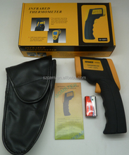Cheerman DT8530 infrared laser thermometer manufacturer promotion fast reading precise IR laser temperature gun