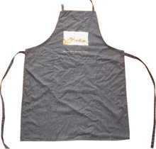Long Waist Apron Metal Buckles For Aprons