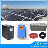 High Efficiency 5KW 96V Solar Panel