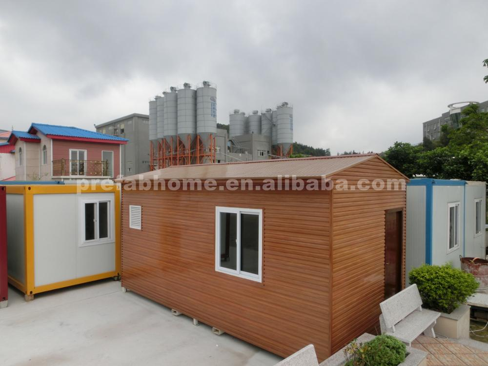 20ft Sandwich Panel container coffee shop