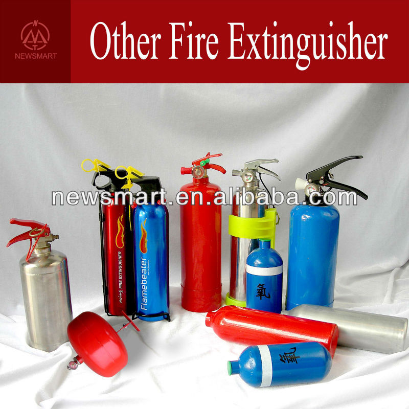 Stainless Steel Fire Extinguisher | Alloy fire extinguisher