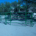 Horse Country Corral Panel with Chain Latch 12 Ft