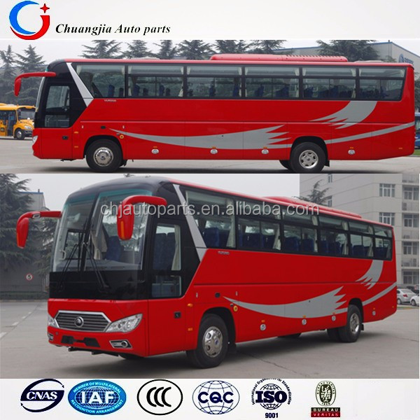 Yutong Brand 12m Luxury Coach Bus Color Design for Sale