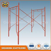 Best Prices steel q195 frame system scaffoldings