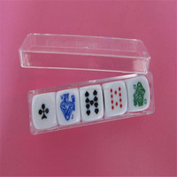 acrylic dice set adult sex