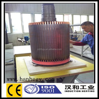 Electrical Machinery Motor Ring Welding equipment and brazing device