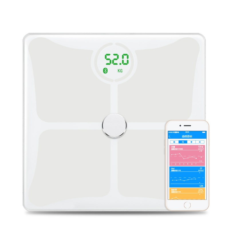 2017 newest original Mi body fat scale wifi smart USB weight scale