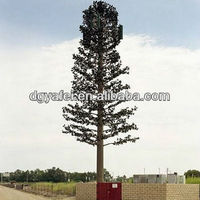 Camouflage Ficus Tree Telecommunication Tower TV