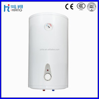 Vertical type electric hot water heater storage water tank