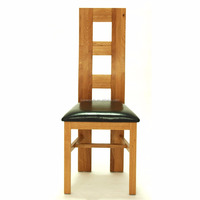 Furniture Wooden Rustic Hand Shaped French Louis Dining Style Chair