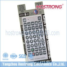 8 Functions Jumbo Universal Remote Control Tv VCR Cable DVD Satellite