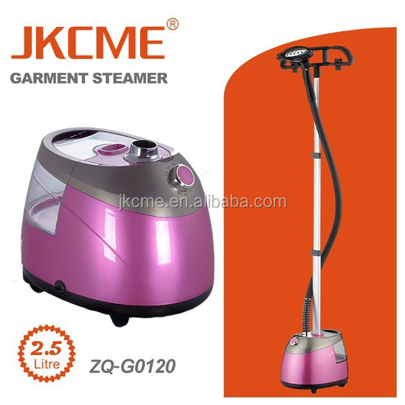 stand automatic vertical garment steamer