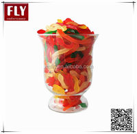 fruit vitamin halal standard worm candies gummy halal