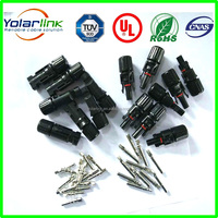 PV,Solar eara Application and male&female Gender MC4 compatible cable connector