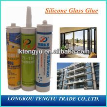 Acetic Waterproof silicone sealant for wood