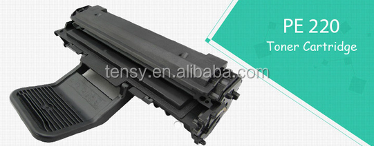 compatible toner cartridge pe220 for Xe-rox with toner chip