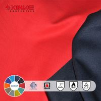 workwear 100 cotton fireproof cloth material fabric manufacturers