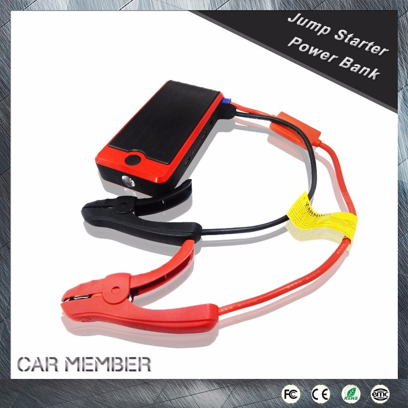 CAR MEMBER car jump starter cable 24v power bank 32000mah multifunction for start cars and charge and lighting