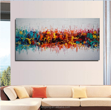 Home decoration wall decor abstract canvas modern oil paintings