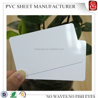 a4 inkjet printable pvc plastic sheet/pvc card sheet/inkjet pvc sheet for plastic card
