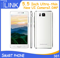 "Unlocked cell phone 5"" Android 5.1 3G cheap unlocked cell phone 301"