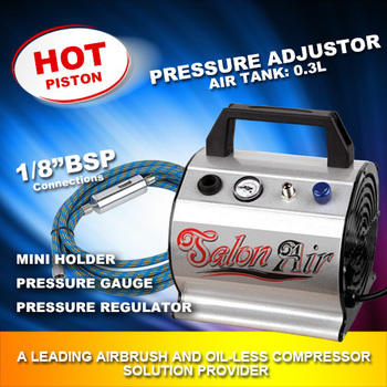 Mini Airbrush Compressor AS-176