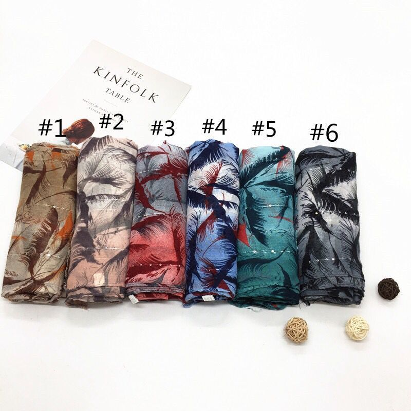 factory wholesale fashion hijabs hot islamic muslim shimmer printing scarf shawls with sequins new glitter scarf