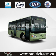 Popular in 2012 Dongfeng city bus design EQ6851C4D with 31 seats bus, Euro 4, rear engine
