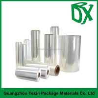 customised heat sensitive shrink wrap Shrink film pvc