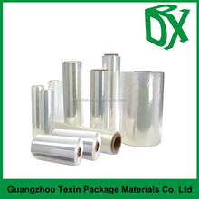 customised heat sensitive shrink wrap Shrink film pvc
