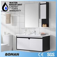 PVC Bathroom Cabiniet Modern Cabinet Vanity Set CH1003