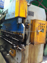 used manual metal bending machine WC67Y-50X2500