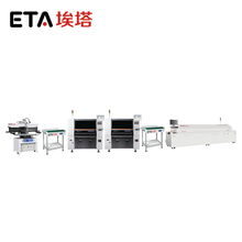 High Flexibility Electronic Assembly Line Factory , Full Automatic Electrical Switch Assembly Machine For PCB Making Line
