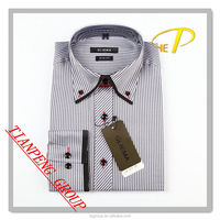 2016 Latest design dress shirt for men with different color TP-00266