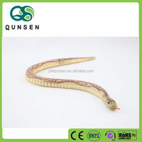 wholesale wooden realistic fake snake